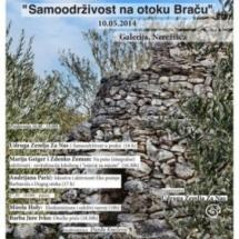 Coucil of sustainability on Island Brac